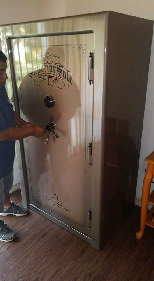 gun safe moving
