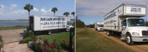 clear lake movers moving company